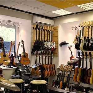Музыкальные магазины Кочкурово