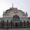 Железнодорожные вокзалы в Кочкурово