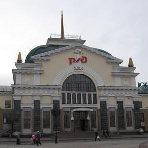 Железнодорожные вокзалы Кочкурово