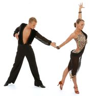 Студия танцев Vertical - иконка «танцы» в Кочкурово